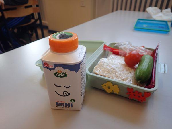 Skolemælk